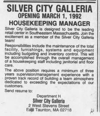 Hiring Housekeeping Manager