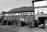 Perkins, Henry Company Moulding Room