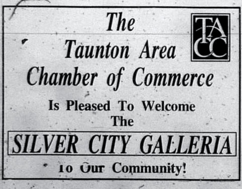 Welcome from the Taunton Area Chamber of Commerce