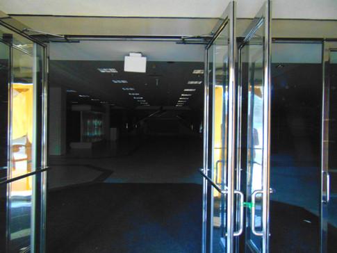 Former Filene's Entry and Interior, 2019