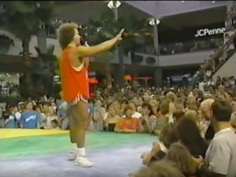 """Richard Simmons' """"Farewell to Fat"""" (Part 2)"""