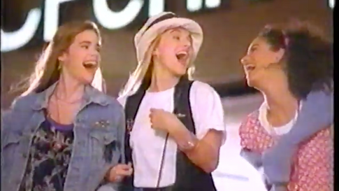 JCPenney commercial, 1992