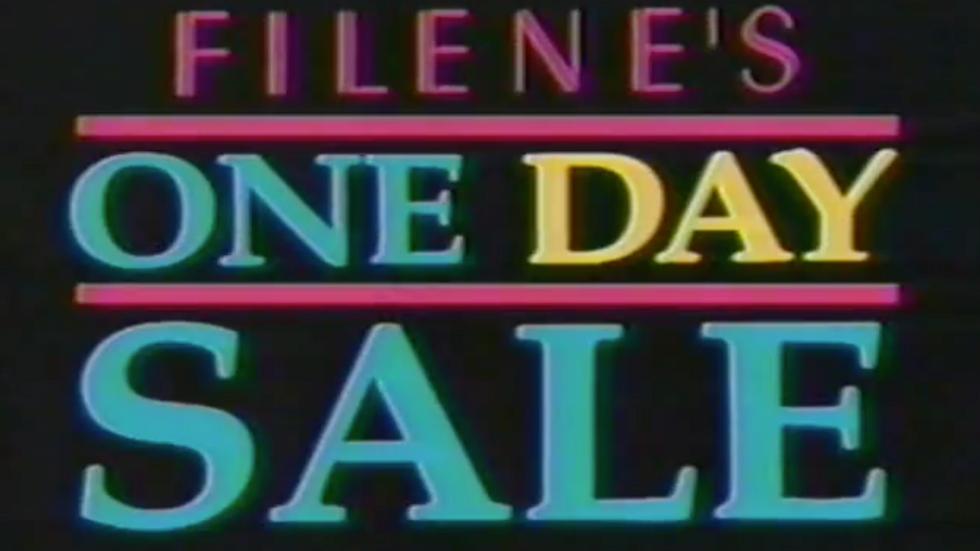Filene's commercial, 1990