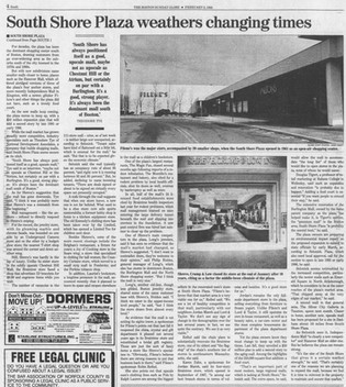 Venerable plaza weathers changing times (part 2)