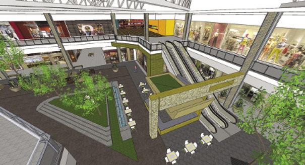 Silver City Galleria Proposed Renovation 2014