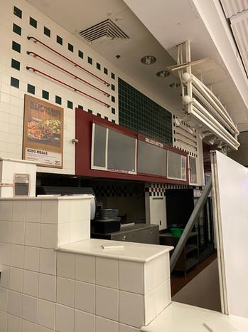 Former D'Angelo's Sandwich, 2019