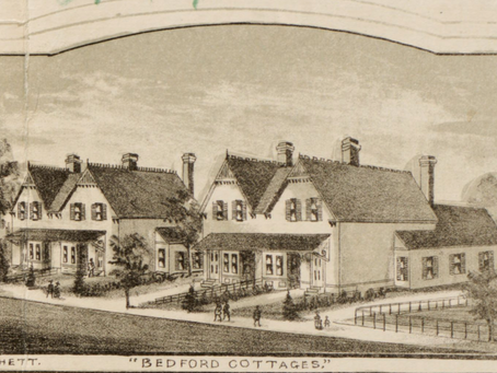 House Profile: Henry Prophett's Twin Cottages