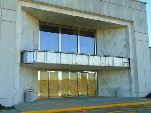 Former Filene's Entrance, 2019