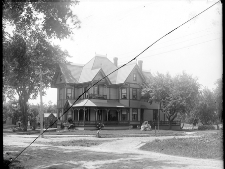 House Profile: Real Estate Developer Henry Prophett's Flashy Queen Anne Home