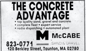 McCabe Sand and Gravel
