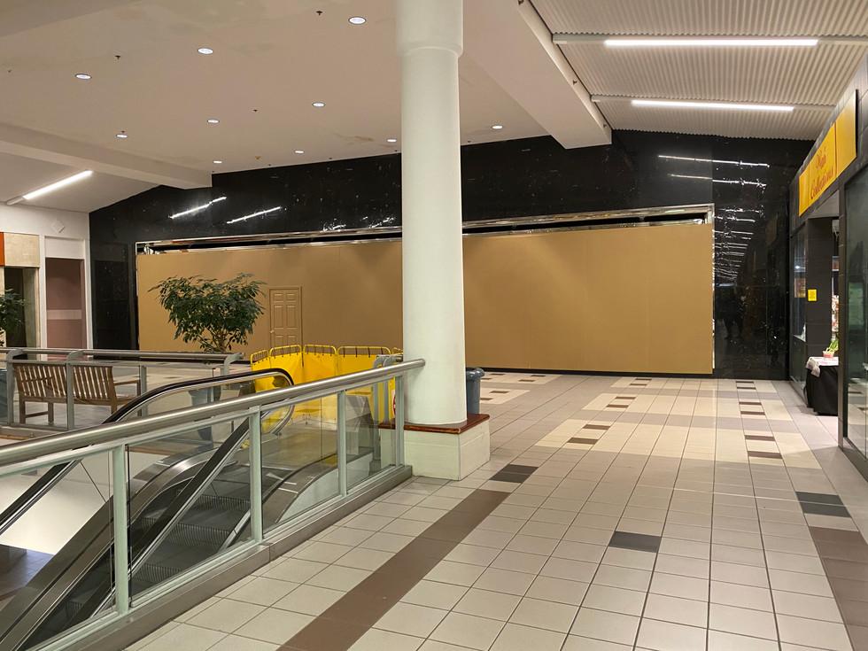 Former Filene's Interior Entrance, 2019