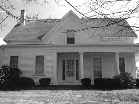 History for Sale: William Hill's Greek Revival