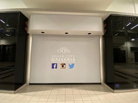 Former Sam Goody store, 2019