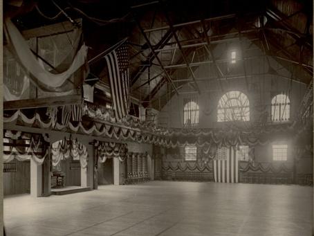 Academic Profile: Boyden Gymnasium (now Art Center)