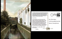 Smith Carpet Company Postcard