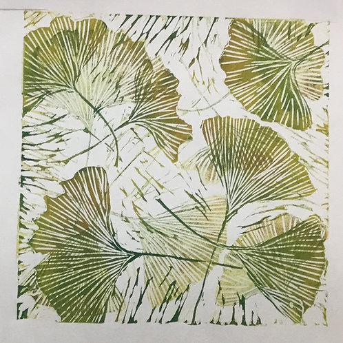 """Ginkgo Leaves"""