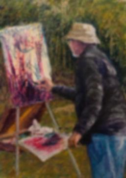 the painting begins .jpg