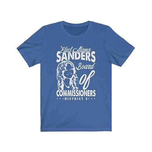 Commissioner Sanders Tee