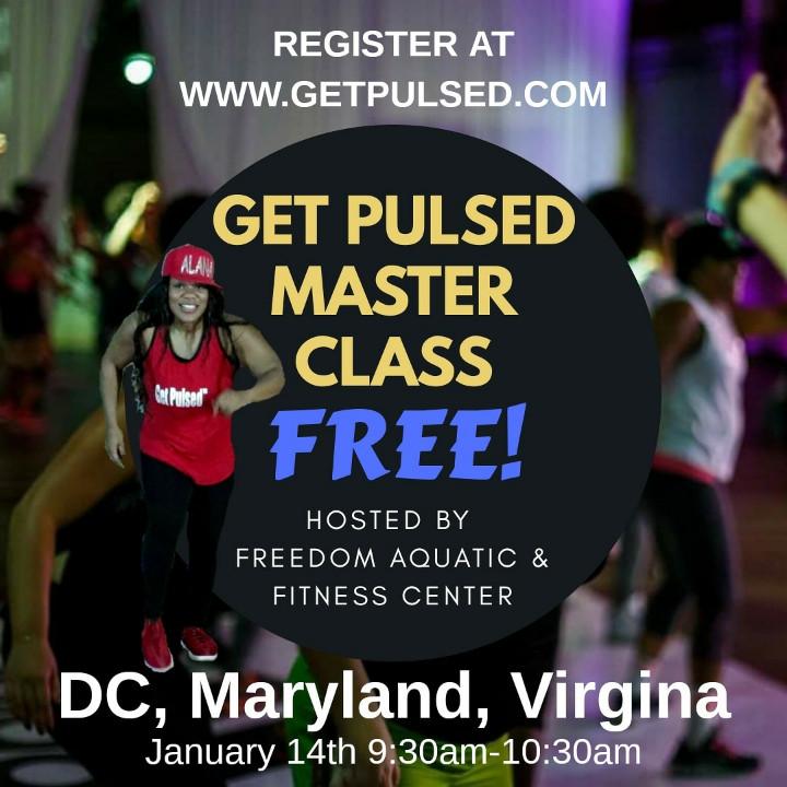 FREE Master Class In DC/VA/MD