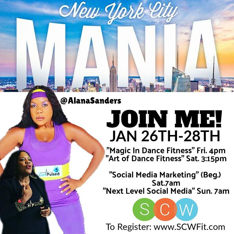 SCW Mania New York