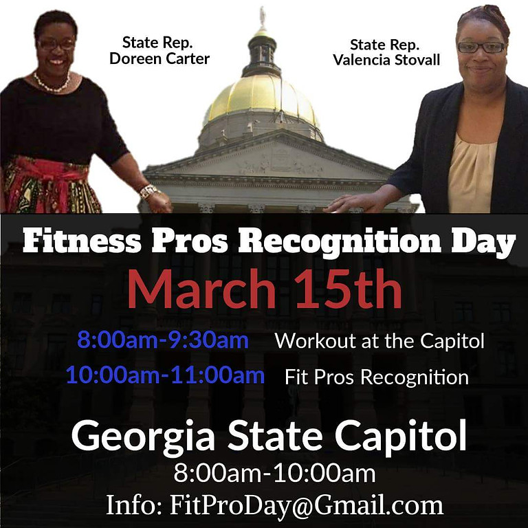 Fitness Pros Day