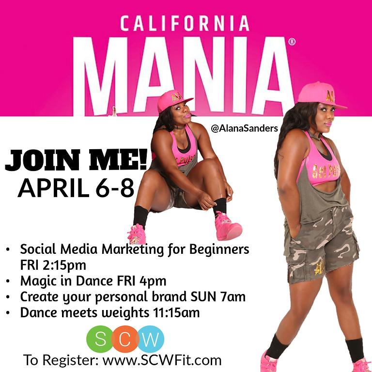 SCW Mania California