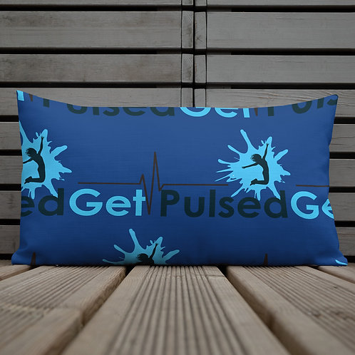 Premium Pillow (blue)