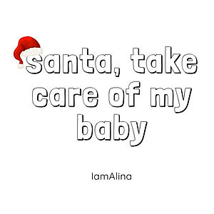 santa, take care of my baby cover.jpg