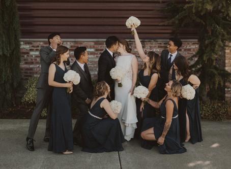 Historic 1625 Wedding- Tacoma, WA- Carly and Paul