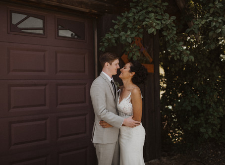 Cle Elum, Small Family Cabin Wedding - Cheyanne and James