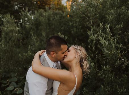 Black Diamond Gardens Wedding - Miranda and Evan