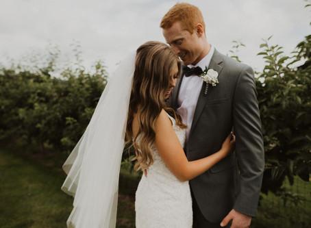 Swans Trail Farms Wedding - Hannah and Drew