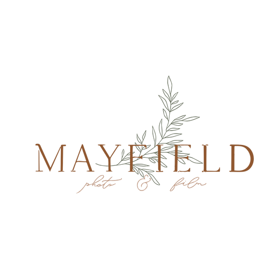 Mayfield photo and film PNW wedding photography and videography team