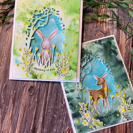 Simon Says Stamp's Woodland Whimsy