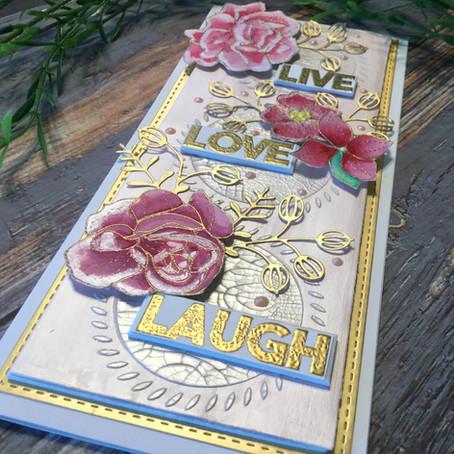 Simon Says Stamp's Spring Flowers 4