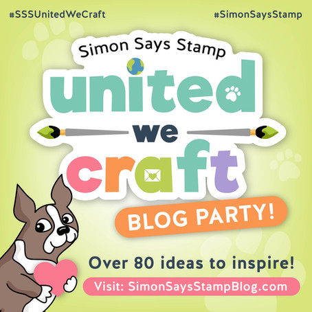Simon Says Stamp .... Celebrating You Today with United We Craft!