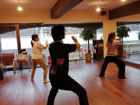 地下鉄赤塚駅0分!太極拳教室