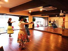 カルサロのフラダンス