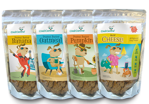 4-Pack (8-oz bags) - Indicate flavors in Notes at checkout
