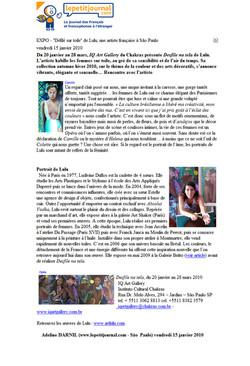 Petit Journal WEB