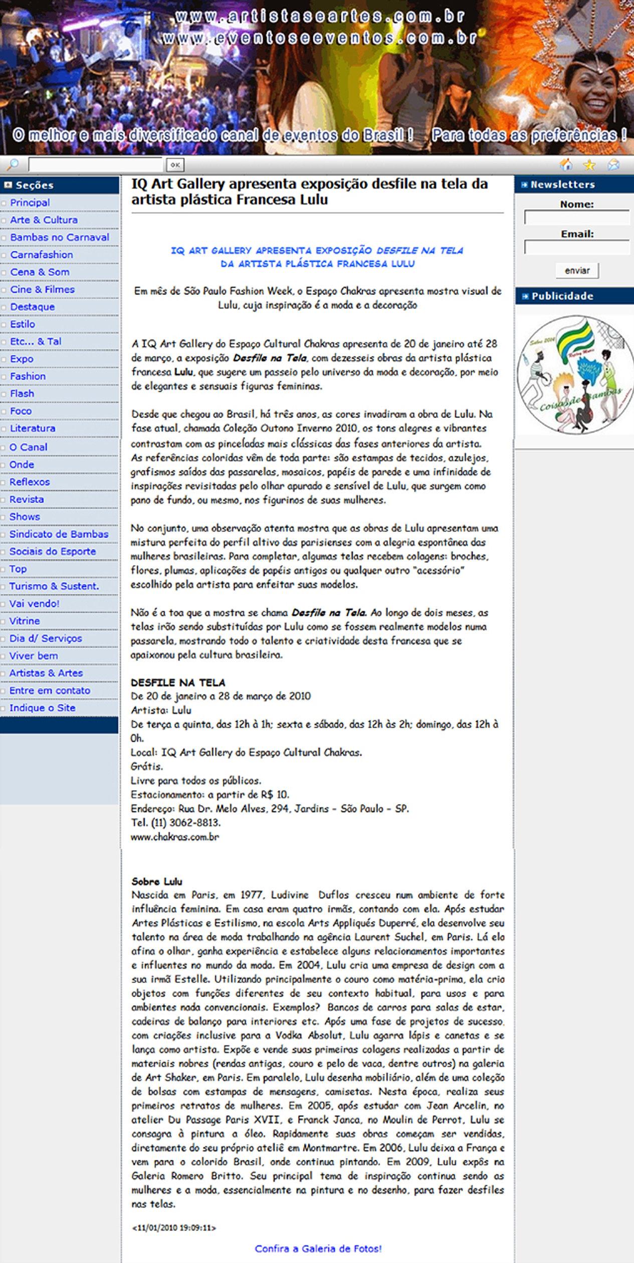 artlulu   Pressbook