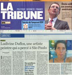 latribune-2juillet2009 web