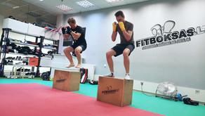Funkcinės treniruotės - fizinio pajėgumo pagrindas