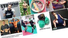 Išrinktos 25 geriausios sportinės formos