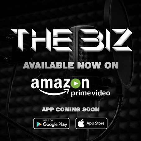 The Biz Now Available on Amazon