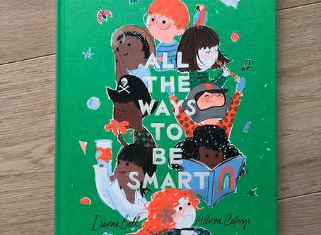 Books We Love... All The Ways To Be Smart by Davina Bell