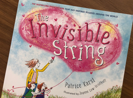 Books We Love... The Invisible String by Patrice Karst