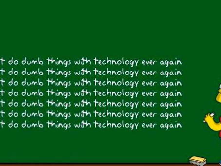 L'illusion de la «disruption digitale»