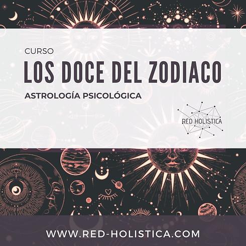 LOS DOCE DEL ZODIACO (Clases Grabadas)