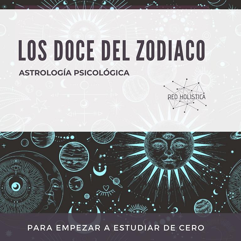 LOS DOCE DEL ZODIACO (Martes de 18.30 a 20hs.)